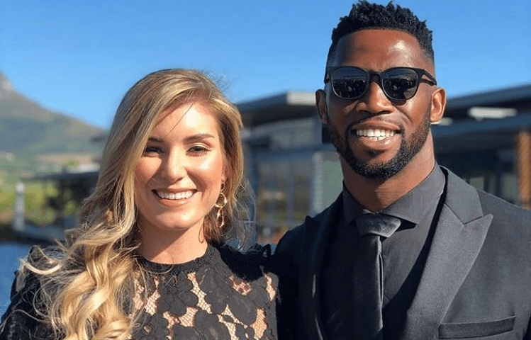 Rachel Kolisi opens up on attempted su_cide and battle with depression