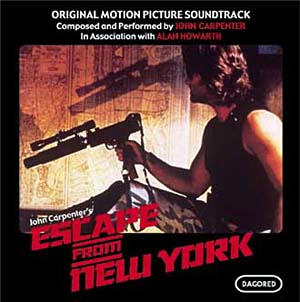 I don't actually remember this scene from the movie, but it's been a while for me. Apparently, the original lp soundtrack cover features Snake wielding a MAC-11 with suppressor, with a scope mounted on the suppressor. I don't know if that setup would yield great results to an IRL shooter, but it sure looks cool.