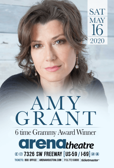Amy Grant at Arena Theatre