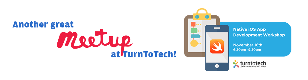 Another great Meetup at TurnToTech cover image