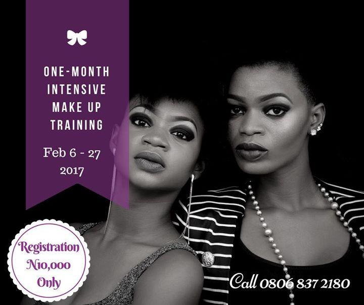 Intensive Makeup Training