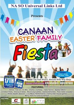 Canaan Easter Family Fiesta