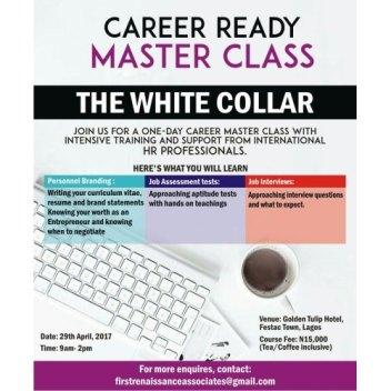 Career Ready Master Class