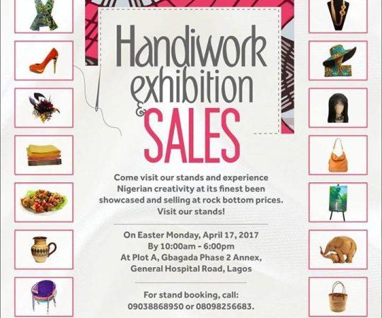 Handiwork Exhibition & Sales