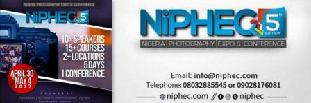 Nigeria Photography Expo & Conference