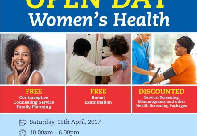 Niyot Medical Centre Women's Health Open Day