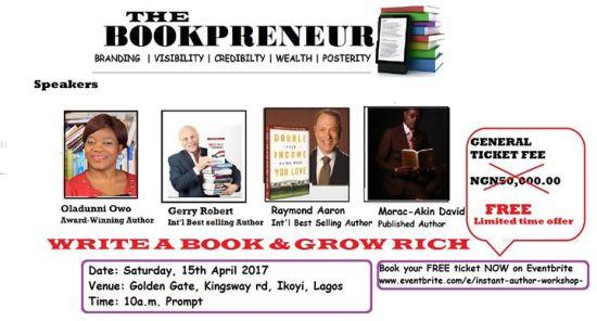 The BookPreneurs