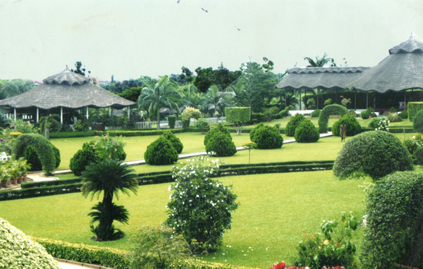 Jhalobia Recreation Park and Gardens