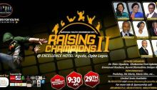 """National Youth Conference """"Raising Champions 2.0"""""""