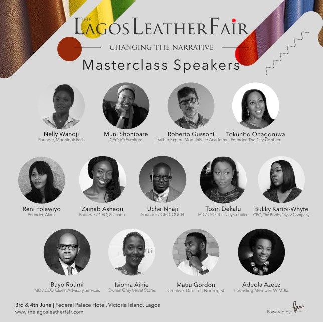 The Lagos Leather Fair