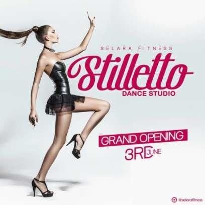 Stiletto Dance Studio Opening