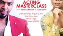 Acting Masterclass