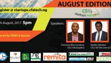 CFA's Startups Hangout