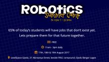 Taanteeta's Robotics Summer Camp