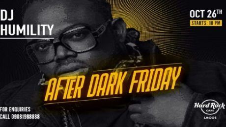 After Dark Party With DJ Humility