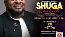 The Shuga Coated Concert