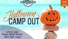 Halloween Camp Out