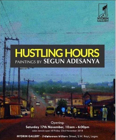 Hustling Hours