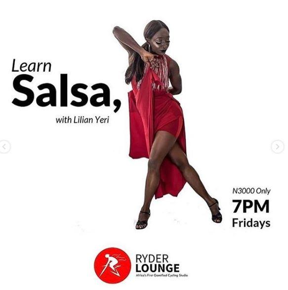 Learn Salsa