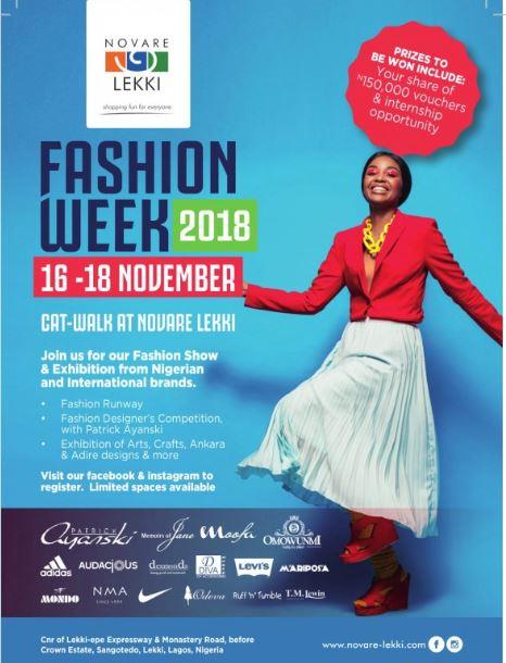 Novare Lekki Fashion Week