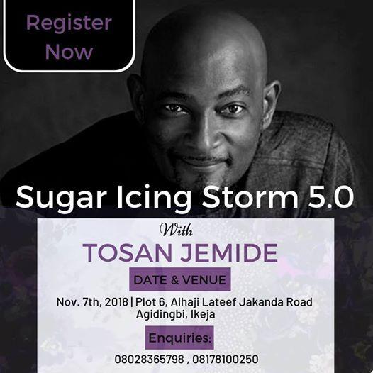 Sugar Icing Storm 5.0