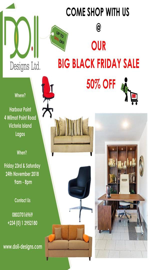 The DO.II Big Black Friday Sale