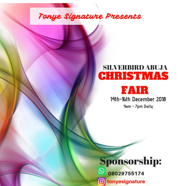 Abuja Christmas Fair
