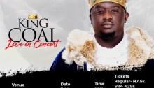 King Coal Live in Concert