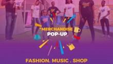 Merchandise Pop Up