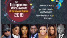 The Entrepreneur Africa Award Dinner