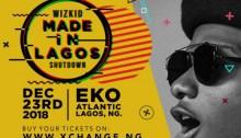 Wizkid Made in Lagos