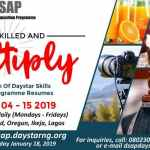 Daystar Skill Acquisition Program