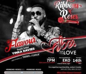 Ribbon N Roses