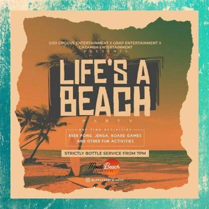 Life's A Beach Party