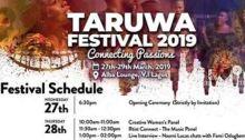 Taruwa Festival 2019