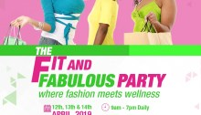 The Fit & Fabulous Party