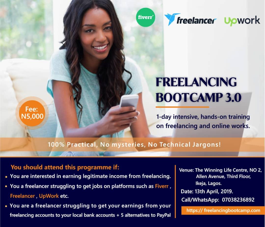 Freelancing Bootcamp 3.0
