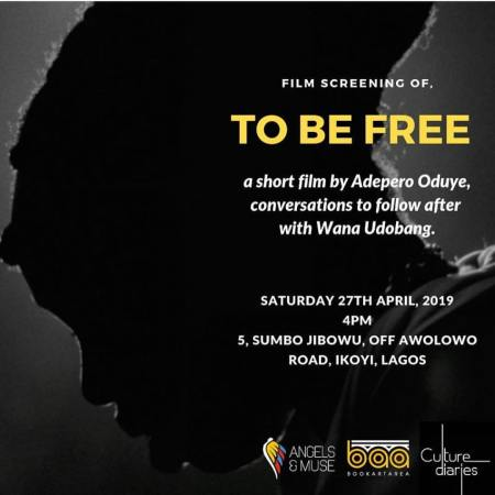 Film Screening Of: To Be Free