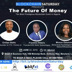 Blockchain Saturday