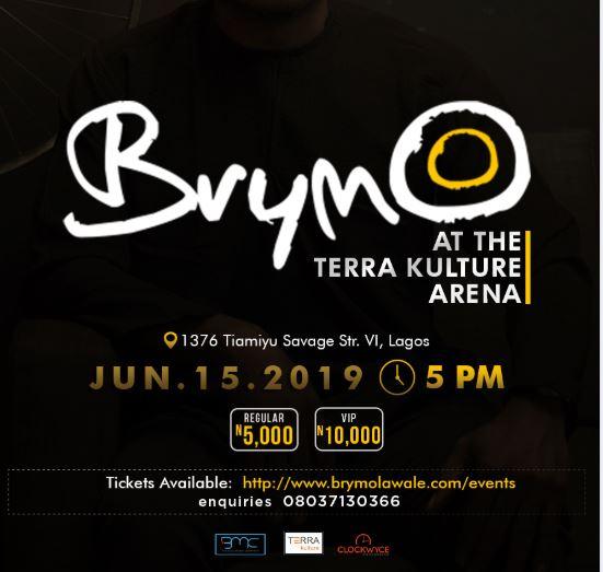Brymo Live