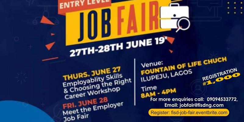 FISD's Job Fair