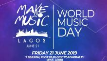 Make Music Lagos: World Music Day