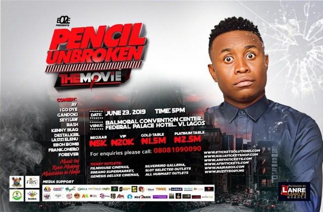 Pencil Unbroken - The Movie