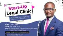 Startup Legal Clinic for Creatives