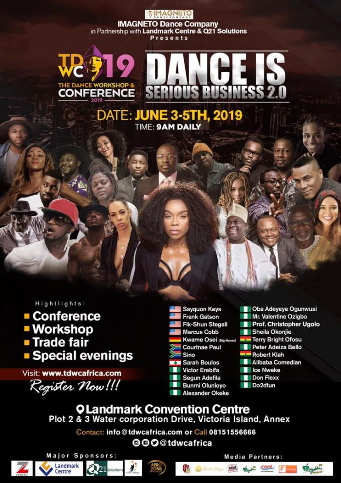 The Dance Workshop & Conference