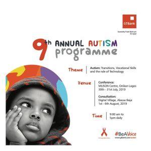 GTB's 9th Annual Autism Programme