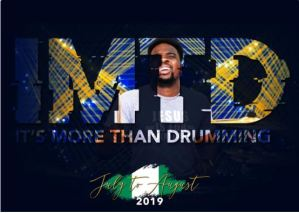 It's More Than Drumming