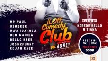 iLaff Comedy Club