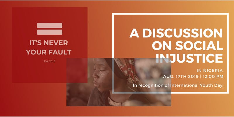 A Discussion on Social Injustice in Nigeria
