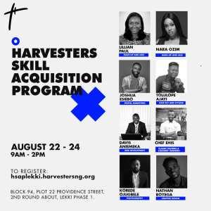 Harvesters Skill Acquisition Program